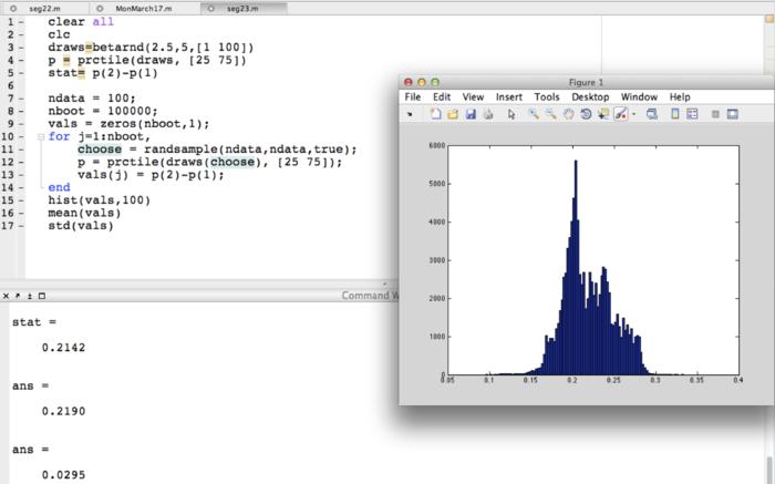 Segment 23   Bootstrap Estimation of Uncertainty - Computational